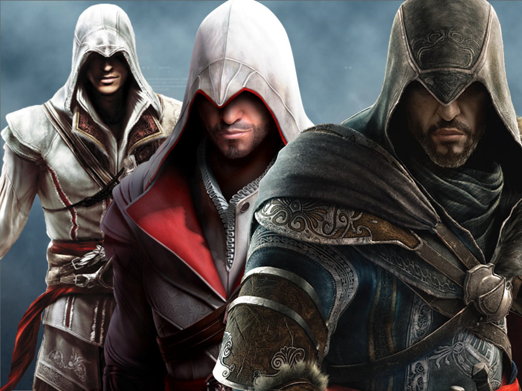 Requiescat in Pace: The Ezio Collection