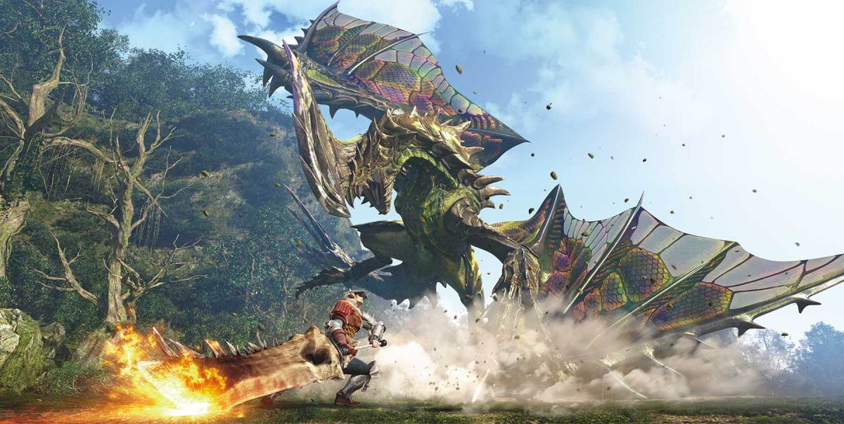 Monster Hunter gets a movie