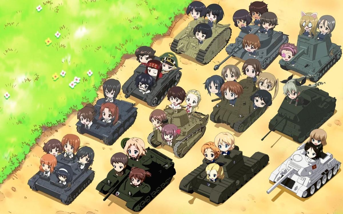 Girls und Panzer derFilm