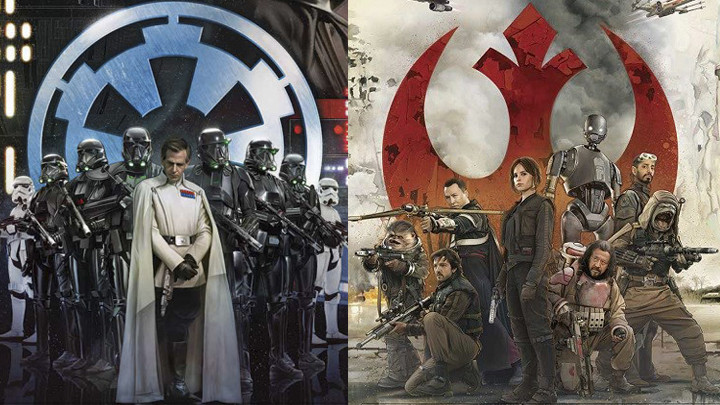 Rogue One: a step in the rightdirection